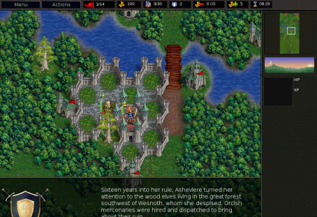 Wesnoth Game RTS