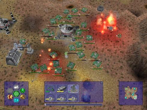 Warzone 2100 - Game RTS open source paling keren, dapat modif kendaraan tempur sesuka hati