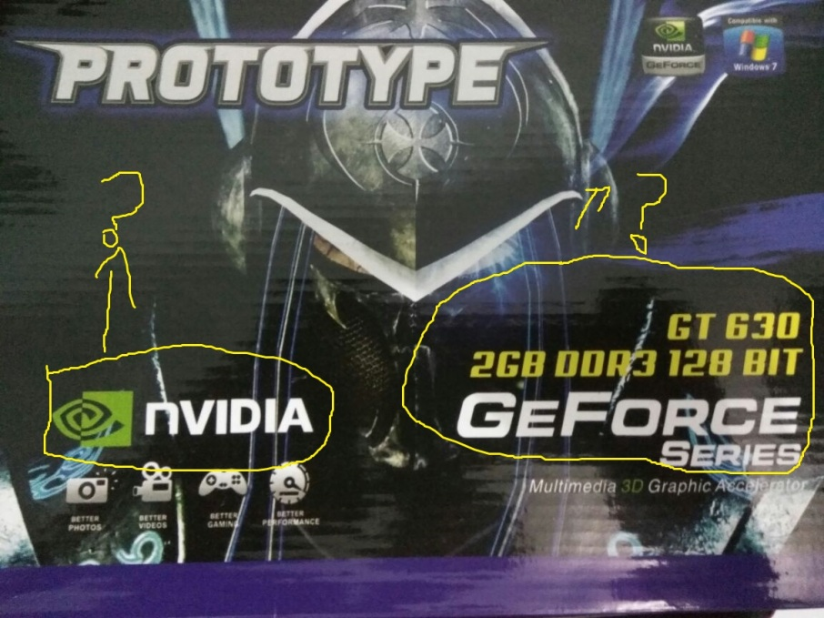 Dus box VGA Prototype