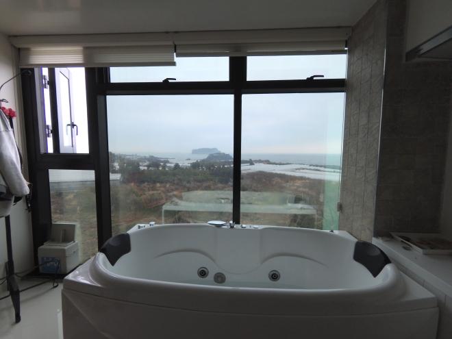 Pemandangan dari olleyo resort