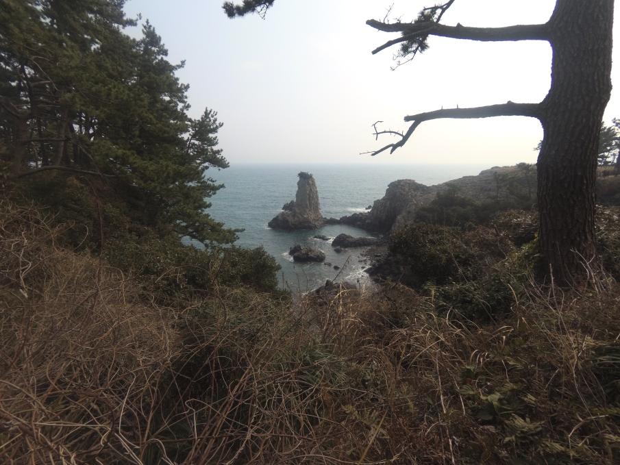 Oeldogae Rock, bisa dilihat tuh batunya sendirihan