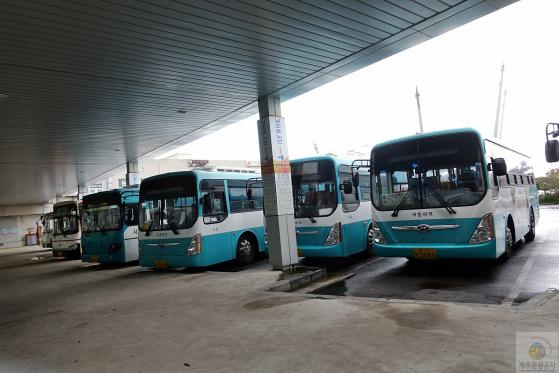 Seogwipo Bus Terminal