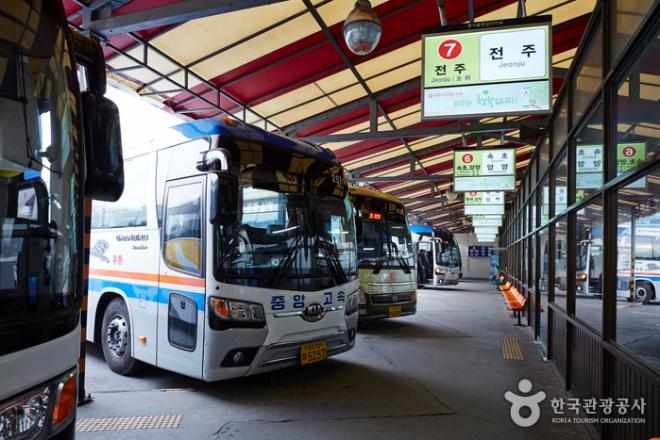 Dong Seoul Bus Terminal